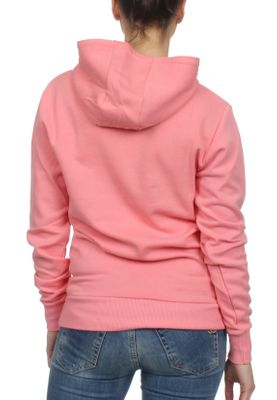 Ellesse Kapuzenpulli Damen MIAMI OH HOODY Pink Pink – Bild 1