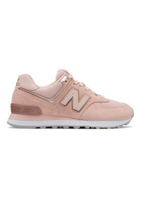 New Balance Sneaker Damen WL574MEC Rosa Oyster Pink – Bild 0