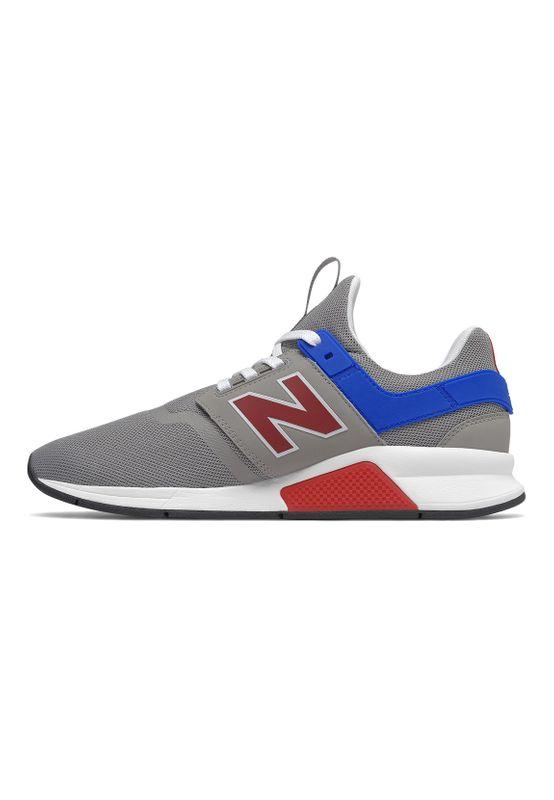 New Balance Sneaker Herren MS247FN Grau Marblehead – Bild 1