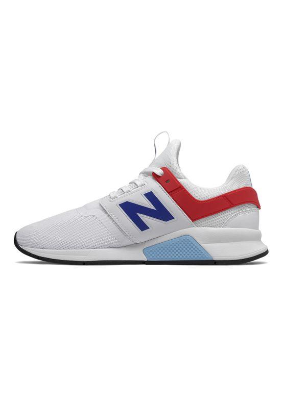 New Balance Sneaker Herren MS247F0 Weiß White – Bild 2