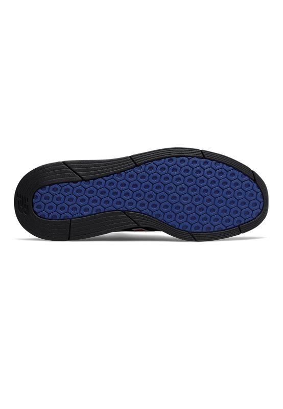 New Balance Sneaker Herren MS247FQ Schwarz Black – Bild 3