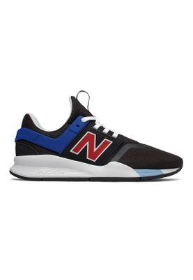 New Balance Sneaker Herren MS247FQ Schwarz Black – Bild 0