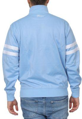 Ellesse Zipper Herren ROMA TRACK JACKET Hellblau Light Blue – Bild 2