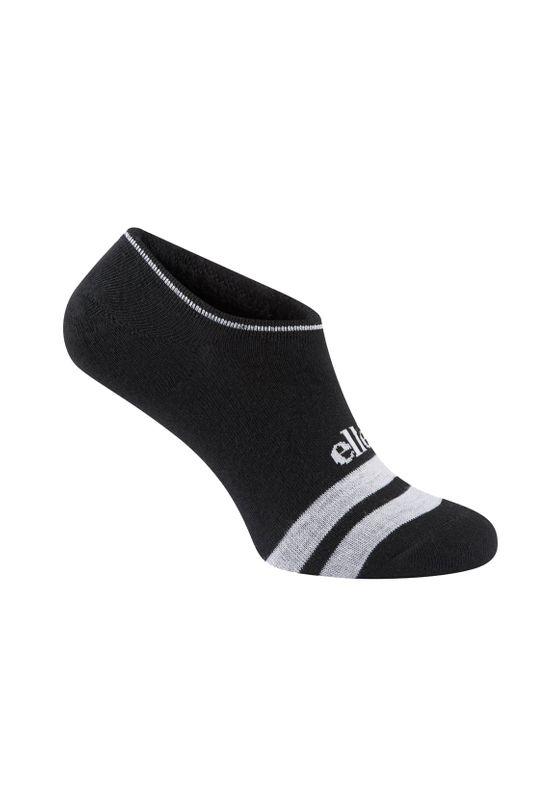 Ellesse Socken POMMY 3PK SHAA0664 Schwarz Black – Bild 2