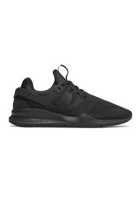 New Balance Sneaker Herren MS247EK Schwarz Black – Bild 0