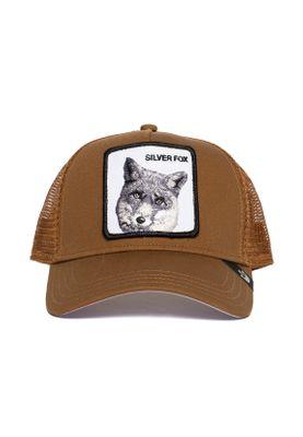 Goorin Bros. Trucker Cap SILVER FOX Braun – Bild 1