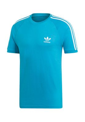 Adidas Originals T-Shirt Herren 3-STRIPES TEE DZ4587 Blau – Bild 0