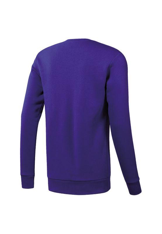 Reebok Sweater Herren CL V CREWNECK JUMPER DX3837 Lila – Bild 1