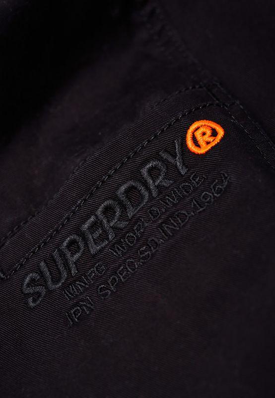 Superdry Hose Herren CORE UTILITY PANT Black – Bild 1