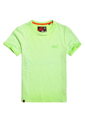 Superdry T-Shirt Herren LOW ROLLER TEE Surge Green – Bild 0