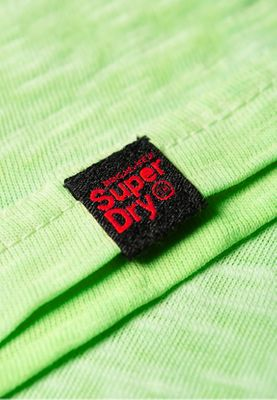 Superdry T-Shirt Herren LOW ROLLER TEE Surge Green – Bild 3