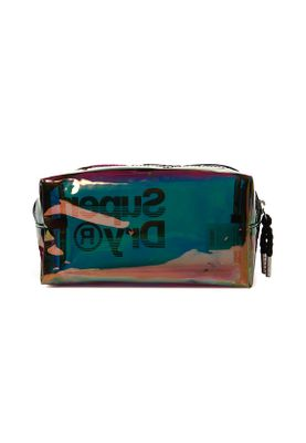 Superdry Tasche Case SUPER JELLY BAG Black Iridescent – Bild 2