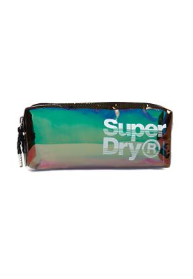 Superdry Pencil Case SUPER JELLY Pencil Case Black Iridescent – Bild 0