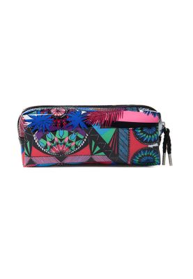 Superdry Pencil Case SUPER JELLY Pencil Case Crazy Tropical  – Bild 2