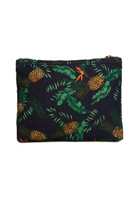 Superdry Kosmetik Tasche AMAYA COSMETIC BAG Pineapple Print – Bild 1