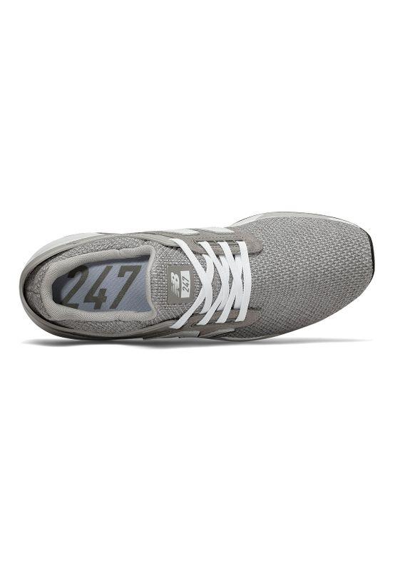 New Balance Sneaker Herren MS247FJ Grau Marblehead – Bild 2