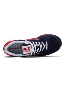 New Balance Sneaker Herren ML574MUA Blau Pigment – Bild 2