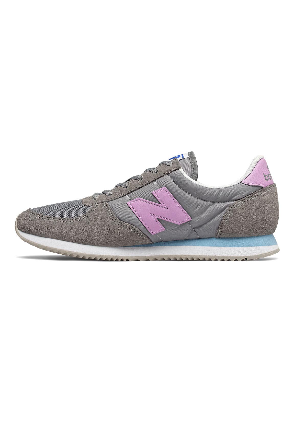 new balance sneaker damen wl220ad grau gunmetal schuhe damen. Black Bedroom Furniture Sets. Home Design Ideas