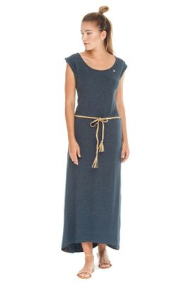 Ragwear Kleid Damen TAG LONG A 1911-20055 Dunkelblau Navy 2028