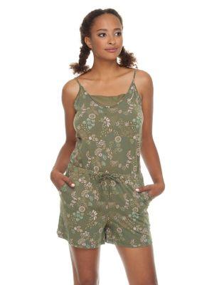 Ragwear Jumpsuit Damen BARA ORGANIC 1911-75009 Grün Olive 5031