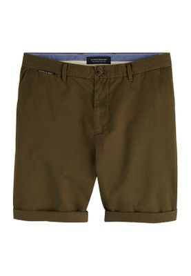 Scotch & Soda Short Herren CLASSIC CHINO 148907 Khaki 0360 Khaki