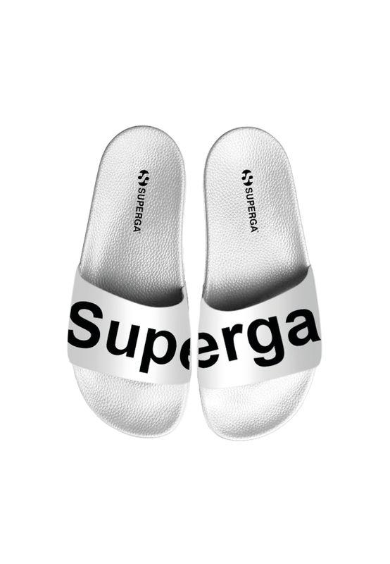 Superga Sandalen 1908-PUU S00DULO 909 White Black