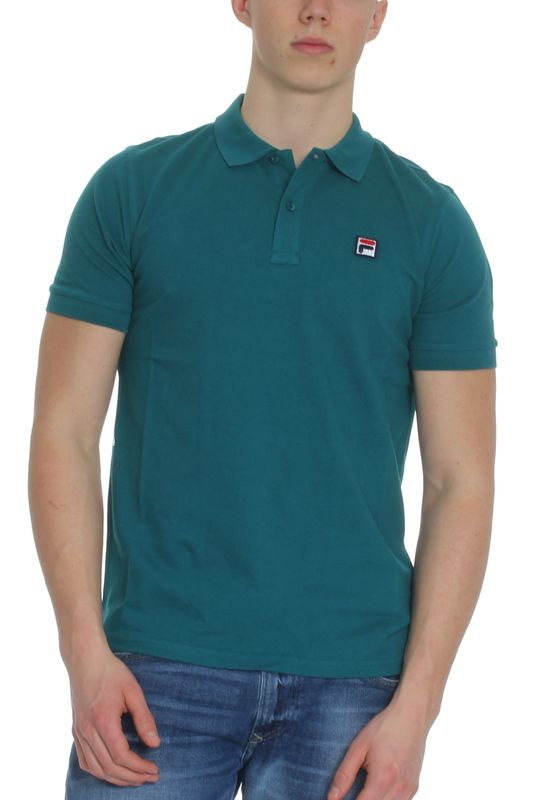 Fila Polo Herren EDGAR POLO SS 682394 A109 Grün Shaded Spruce Ansicht