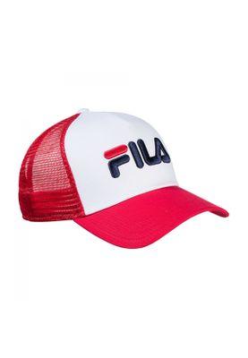 Fila Trucker TRUCKER CAP SNAP BACK 686045 G12 True Red Bright White – Bild 0