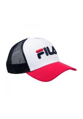 Fila Trucker TRUCKER CAP SNAP BACK 686045 G06 Black Iris True Red Bright White – Bild 0