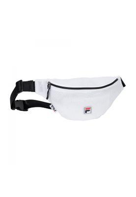 Fila Gürteltasche WAIST BAG SLIM MESH 685055 001 Weiss White – Bild 0