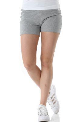 Champion Shorts Damen 11476 S19 EM006 OXGM Hellgrau – Bild 0