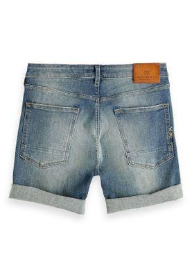 Scotch & Soda Shorts Men RALSTON 148666 Blau 2648 Greener Than – Bild 1