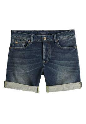 Scotch & Soda Shorts Men RALSTON 148663 Dunkelblau 2651 Blauw Touch – Bild 0