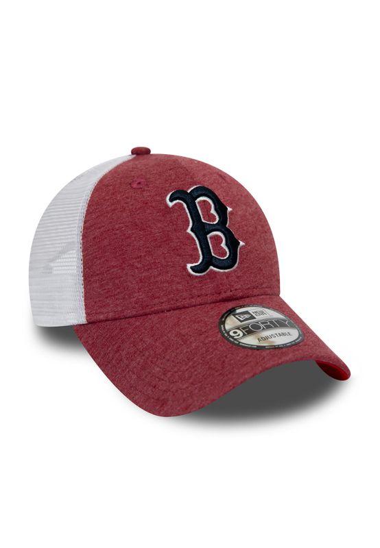 New Era Summer League Trucker Cap BOSTON RED SOX Rot – Bild 2