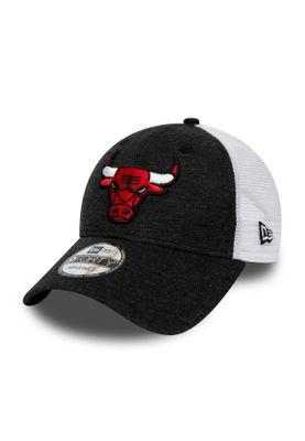New Era Summer League Trucker Cap CHICAGO BULLS Schwarz – Bild 0