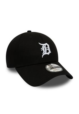 New Era League Essential 9Forty Adjustable Cap DETROIT TIGERS Schwarz – Bild 2