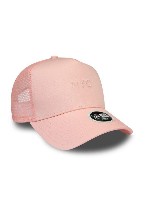New Era NYC Seasonal Trucker Cap NYC Rosa – Bild 2