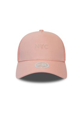 New Era NYC Seasonal Trucker Cap NYC Rosa – Bild 1