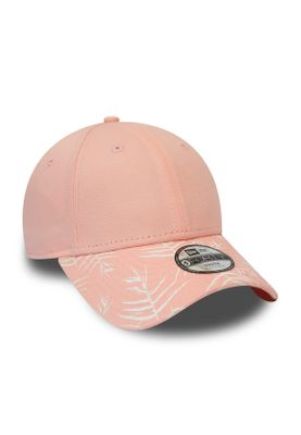 New Era Kids Palm Print 9 Forty Kinder Adjustable Cap PALM PRINT Rosa – Bild 2