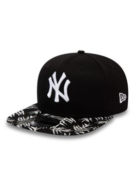 New Era Kids Palm Print 9 Fifty Kinder Snapback Cap NY YANKEES Schwarz – Bild 0