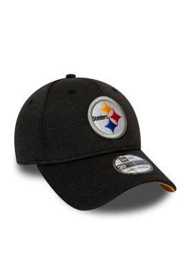 New Era Shadow Tech 39Thirty Cap PITTSBURGH STEELERS Schwarz – Bild 2