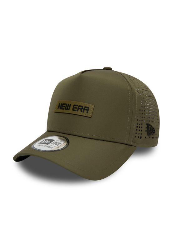 New Era NE Tech Perf Trucker Cap NE TECH Khaki – Bild 0