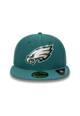 New Era Hex Era 59Fifty Cap PHILADELPHIA EAGLES Türkis – Bild 1