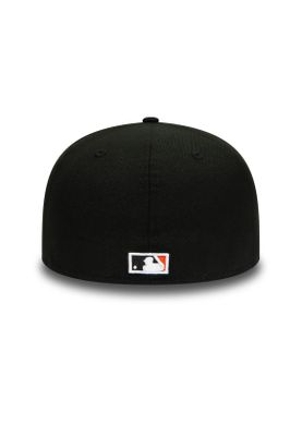 New Era Coops Wool 59Fifty Cap DETROIT TIGERS Schwarz – Bild 3
