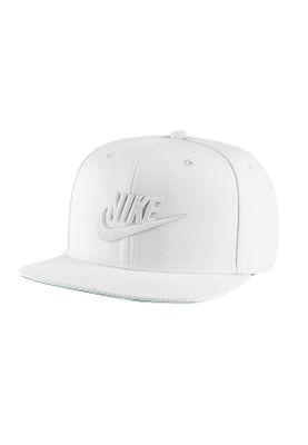 Nike Snapback Cap 891284-102 Weiß Weiß – Bild 0