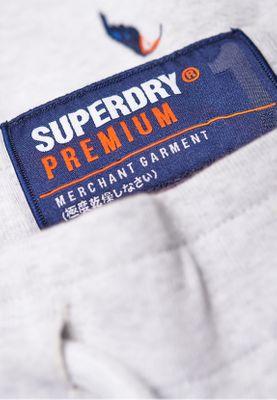 Superdry Shorts Herren AOE SHORT Ice Marl – Bild 3