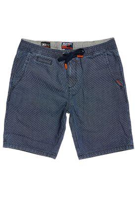 Superdry Shorts Herren SUNSCORCHED SHORT Brunswick Stripe – Bild 0