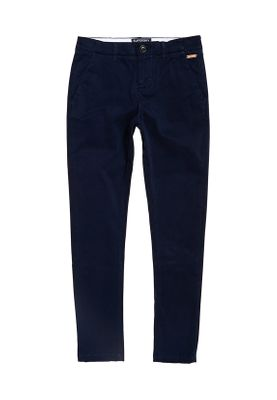 Superdry Chino Damen CITY CHINO PANT Midnight Navy – Bild 0