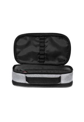 Eastpak Pencil Case FLAT OVAL L EK41E Grau 363 Sunday Grey – Bild 3