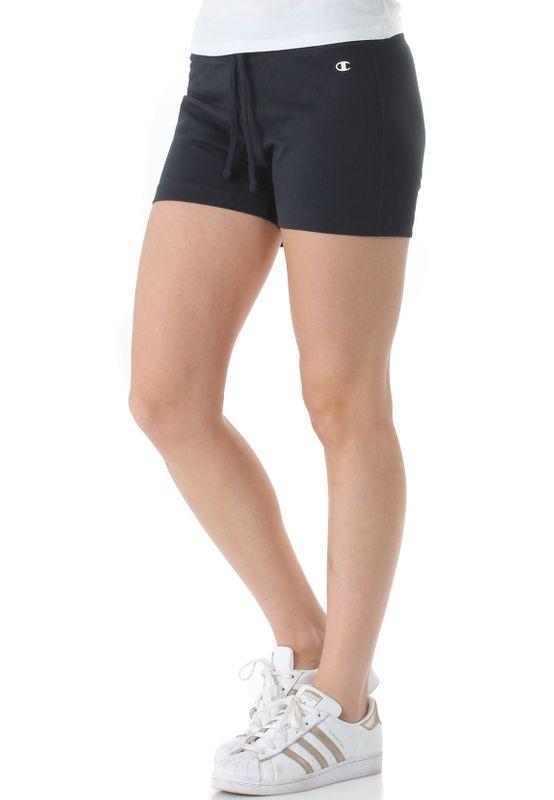 Champion Shorts Damen 111476 S19BS501 NNY Dunkelblau – Bild 0